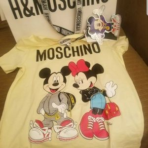 Moschino Graphic Tee